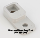 Standard Mounting Foot